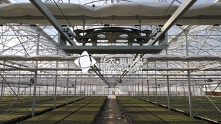 Irrigation machine