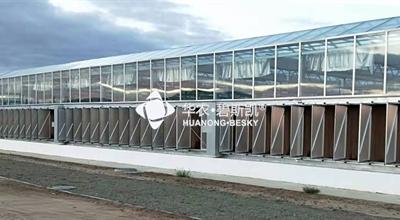 侧旋窗系统-内蒙项目