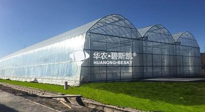 双层保温温室-北京项目