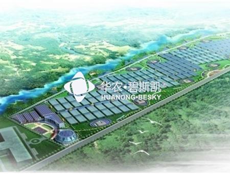 某光伏发电高效农业园区