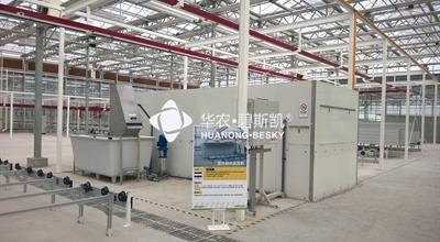 苗床清洗机-上海项目