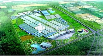 中国银川设施园艺产业园