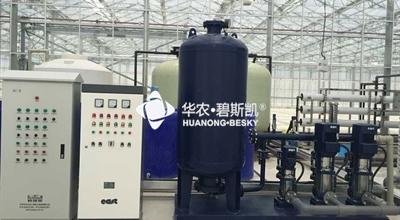 潮汐灌溉设备-上海项目